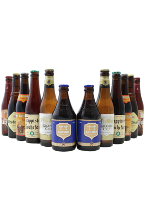 Father's Day Belgian Beer Mixed Case