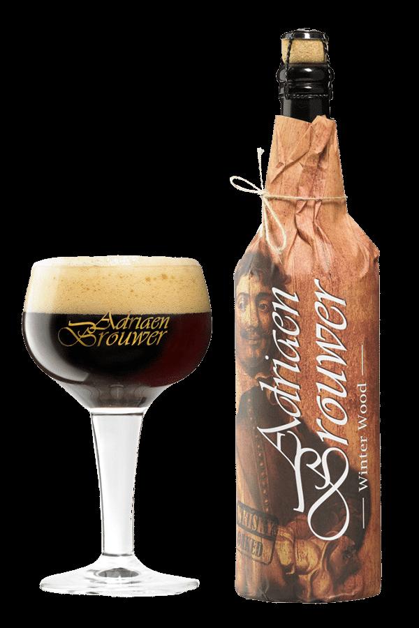 Adriaen Brouwer Winter Wood 2018 75cl
