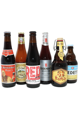 Award Winners Belgian Beer Mixed Case