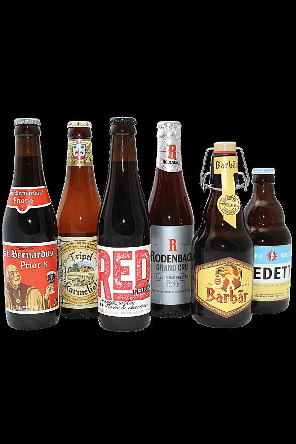 Award Winners Belgian Beer Mixed Case