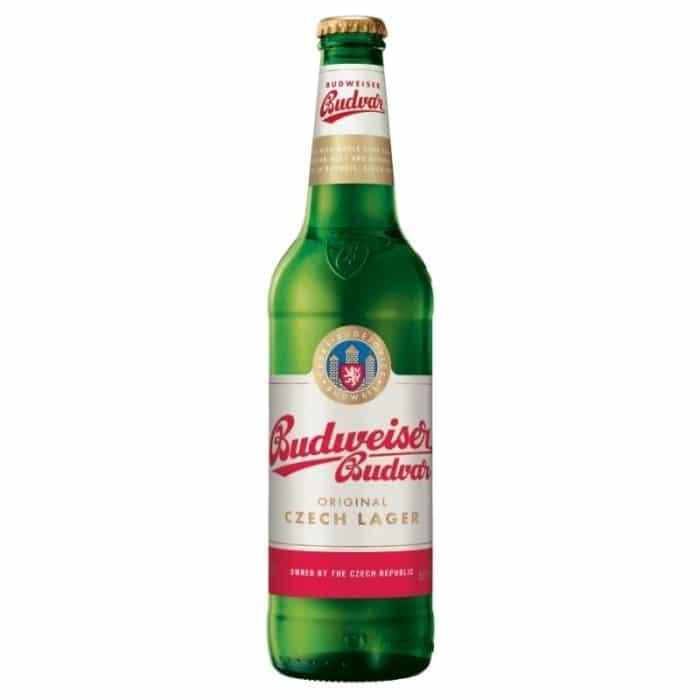 Budweiser Budvar Original Belgian Beer Home Delivery