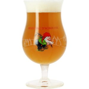 Brasserie D'Achouffe Glass