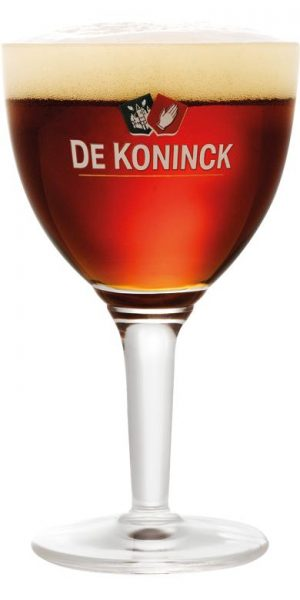 De Koninck Half Pint Glass