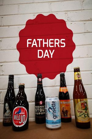 Father's Day Belgian Beer Mixed Pack
