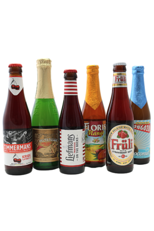 Fruit Belgian Beer Mixed Case