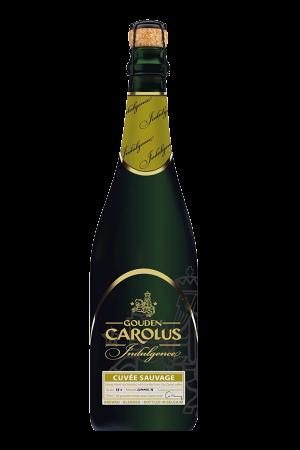 Gouden Carolus Indulgence 2016 Cuvee Sauvage 75cl