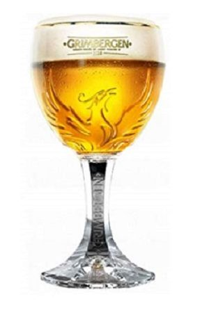 Grimbergen Glass - New Design