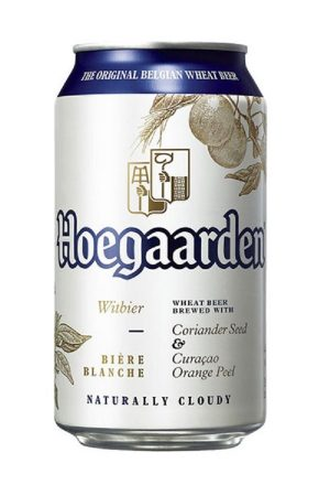 Hoegaarden Wit (can)