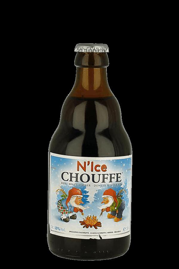 N'ice Chouffe 10% Bottle