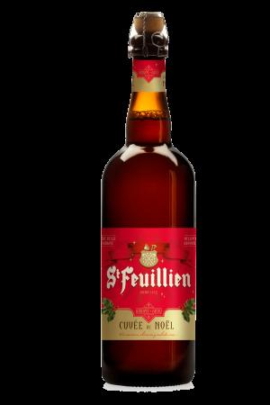 St Feuillien Cuvee de Noel 75cl
