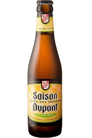 Saison Dupont Cuvee Dry Hopping Styrian Wolf