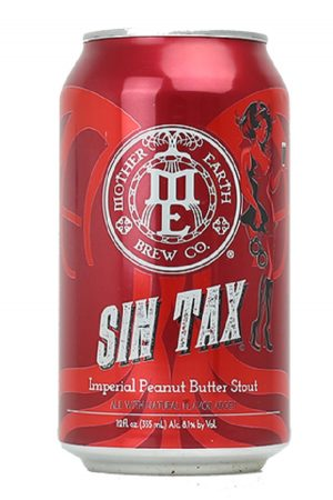 Sintax Imperial Stout Cans