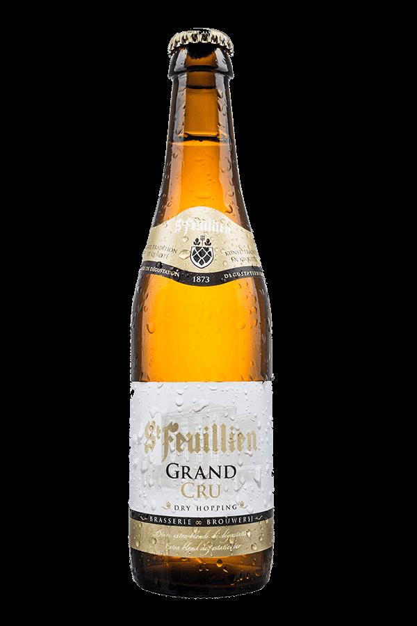 St Feuillien Grand Cru Bottle