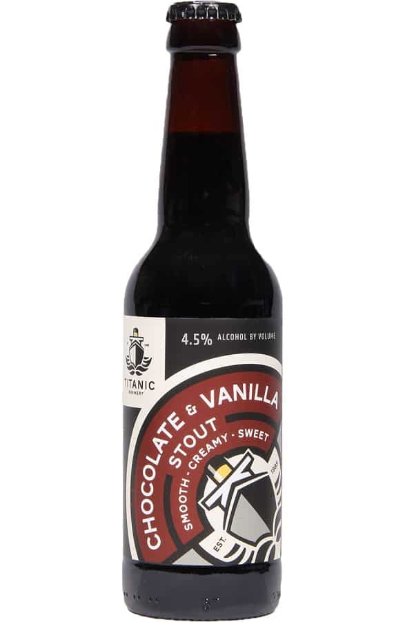 Chocolate & Vanilla Stout (pack of 12)