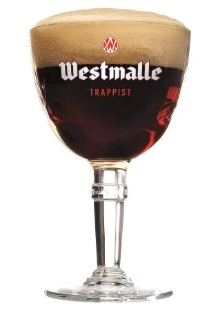 Westmalle Half Pint Glass - New Design