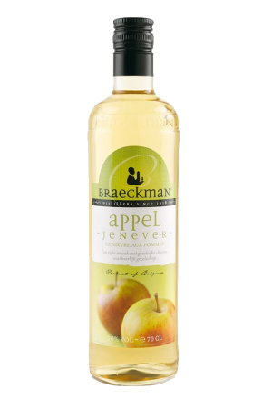 Braeckman Apple Jenever Gin