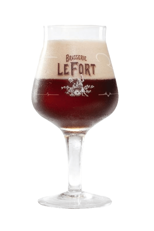 Brasserie Le Fort Glass