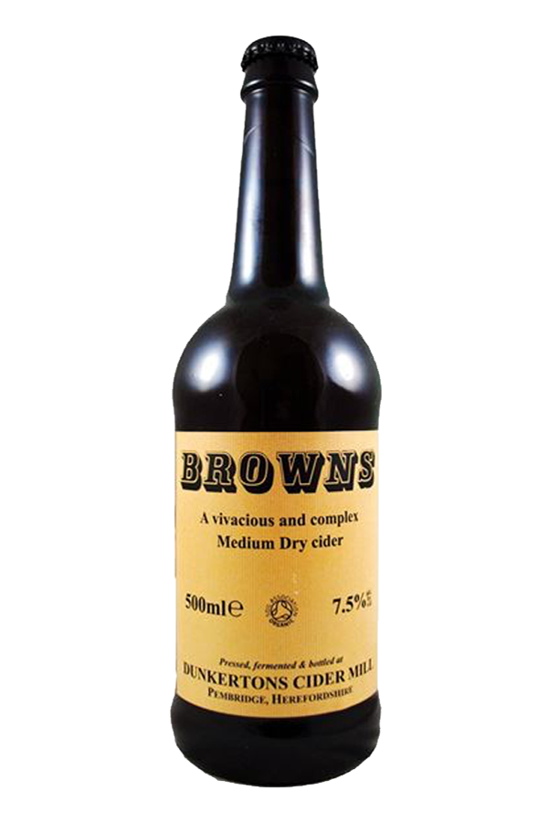 Dunkertons Browns (pack of 12)