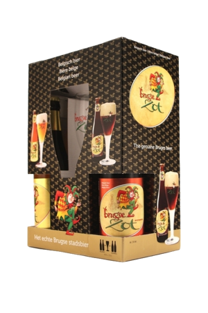 Brugse Zot Mixed Gift Pack