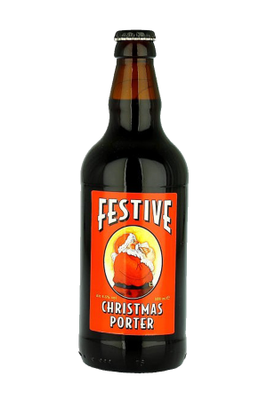 Burton Bridge Festive Christmas Porter (pack of 12)