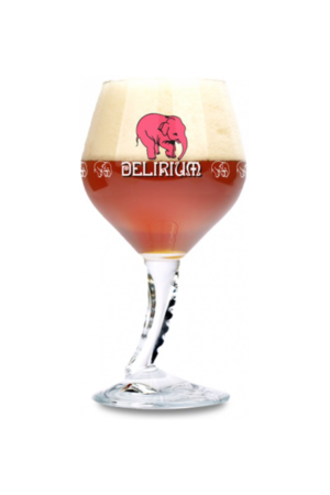 Delirium Half Pint Glass - New Design