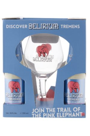 Delirium Tremens Gift Pack