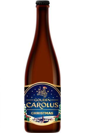 Gouden Carolus Christmas 75cl