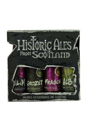 Historic Ales of Scotland Gift Pack
