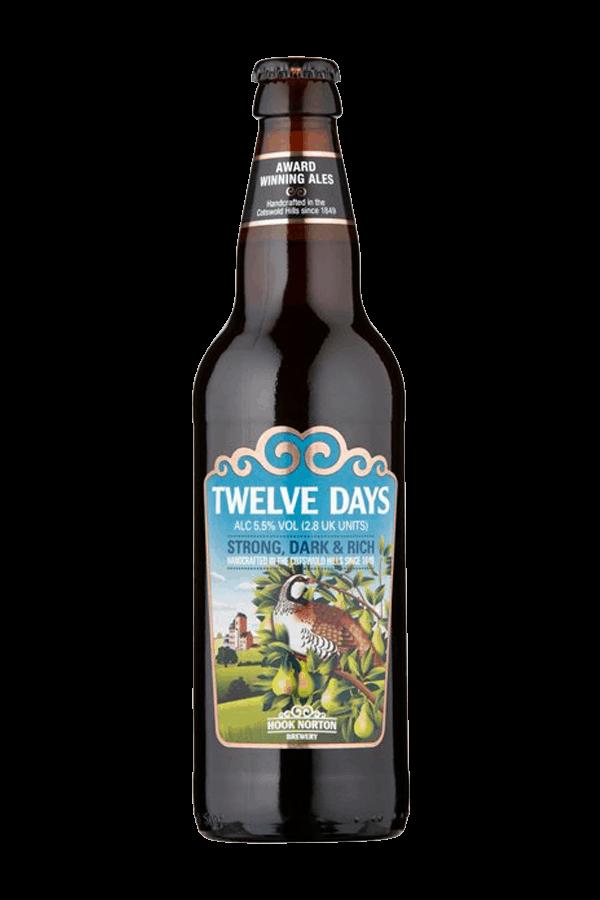 Hook Norton Brewery Twelve Days 5.5% Bottle