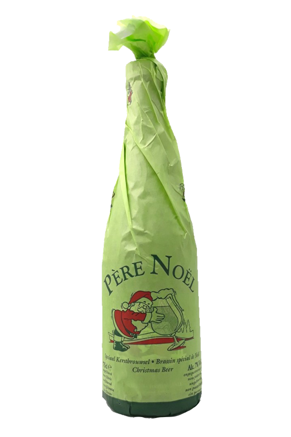 Pere Noel (Paper Wrapped) 75cl