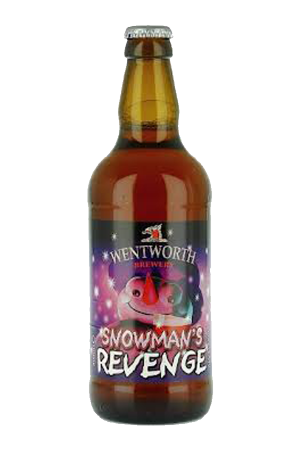 Wentworth Snowman's Revenge (pack of 12)