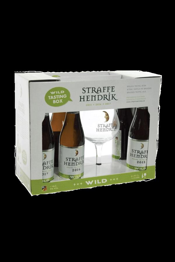 Straffe Hendrik Wild Gift Pack