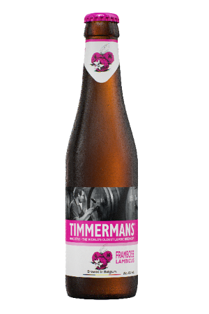 Timmermans Framboise - Raspberry Beer