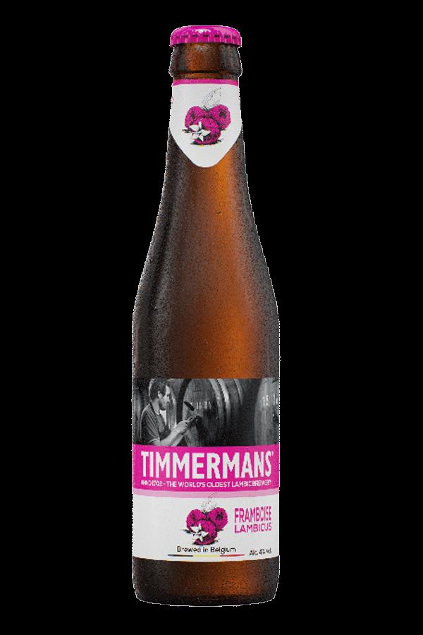 Timmermans Framboise - Raspberry Beer