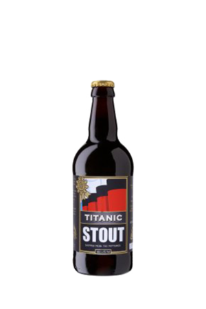 Titanic Stout (pack of 8)
