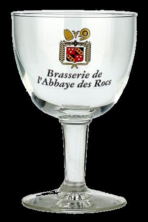 Abbaye des Rocs Glass