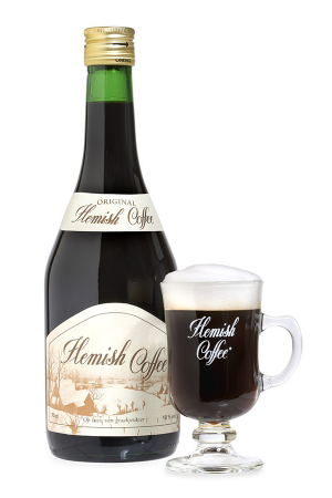 Flemish Coffee Glass