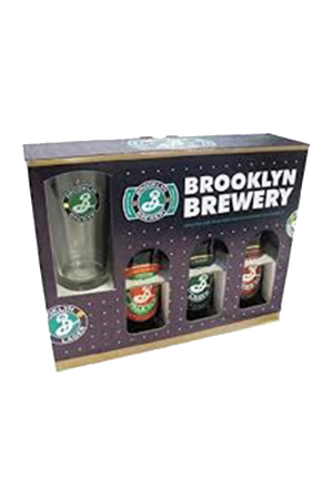 Brooklyn Brewery Mixed Gift Pack