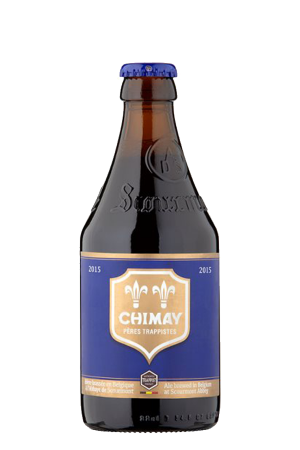 Chimay Peres Trappistes Blue Bottle