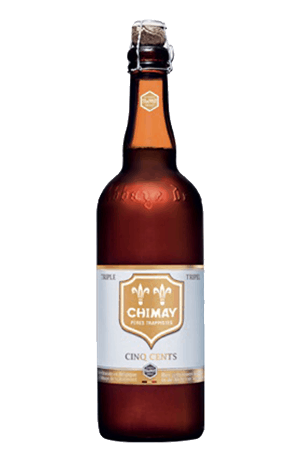 Chimay Cinq Cents Bottle