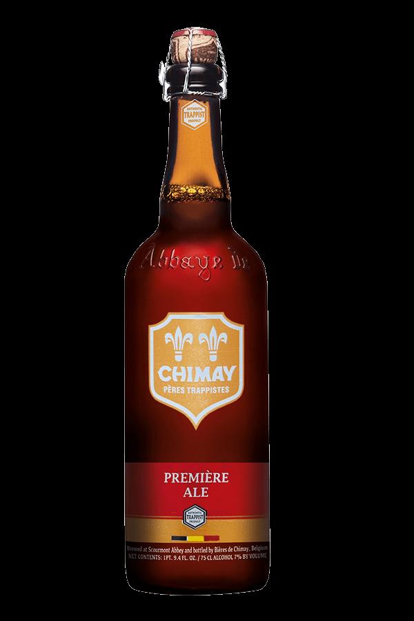 Chimay Premiere Ale Bottle