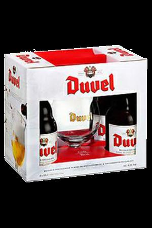 Duvel Gift Pack (4 bottles)