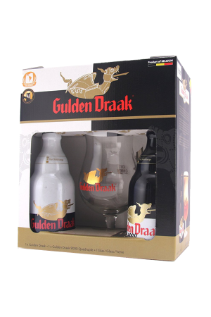 Gulden Draak / 9000 Quadruple Gift Pack