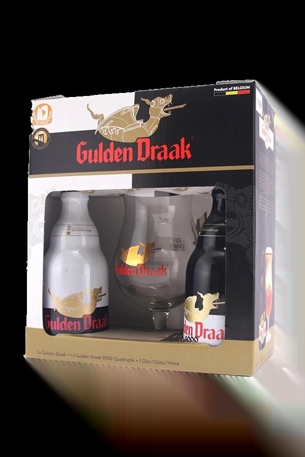 Gulden Draak / 9000 Quadruple Gift Pack