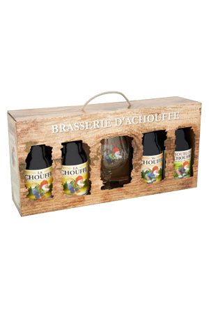 Chouffe Discovery Gift Pack