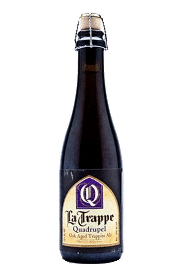 La Trappe Quadrupel Oak Aged (pack of 12)