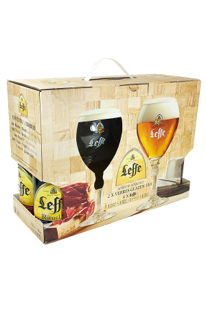 Leffe Mixed Gift Pack