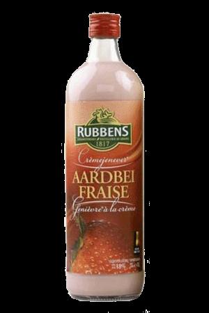 Rubbens Strawberry Cream Jenever