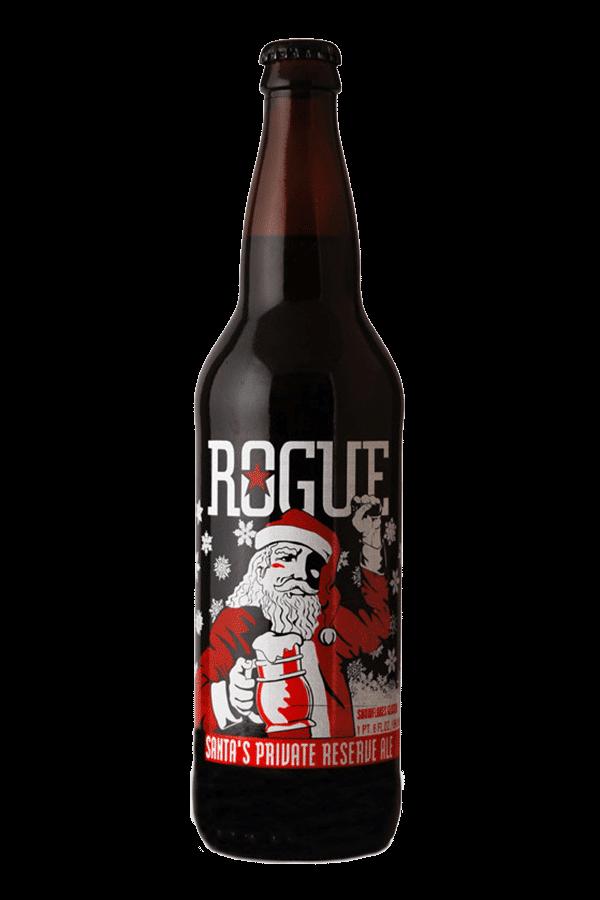 Santa's Private Reserve Bottle