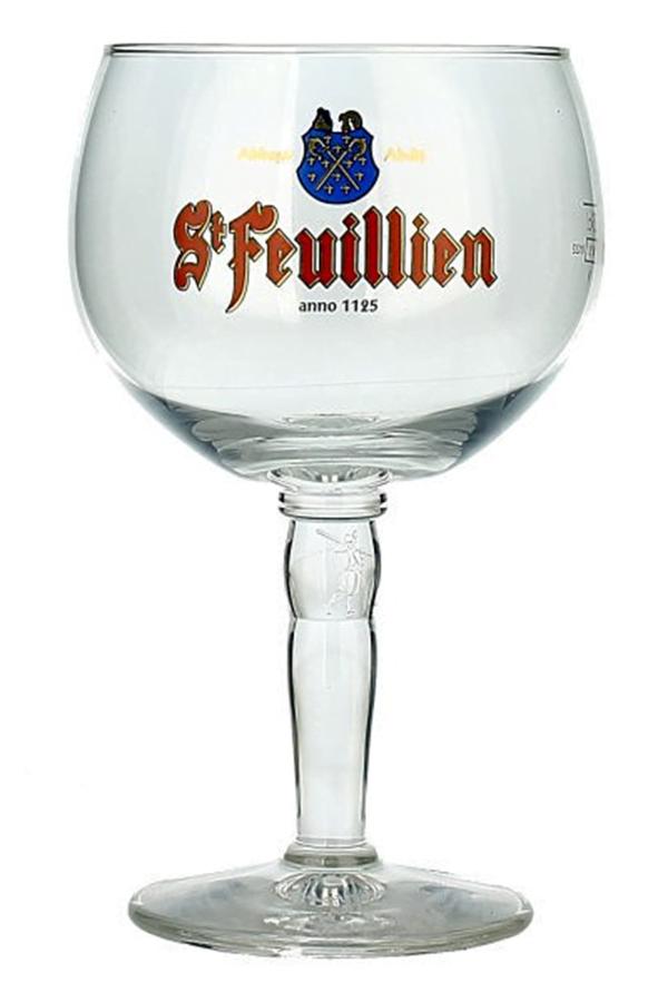 St Feuillien Glass